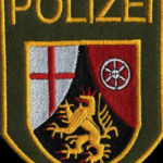 German Police - Polizei Embroidered Patch/Badge