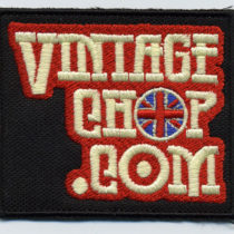 VintageChop Motorcycle Patches