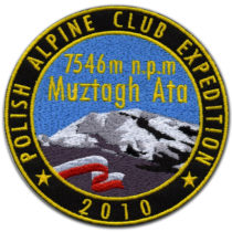 Polish Alpine Club Expedition 2010 - Muztagh Ata