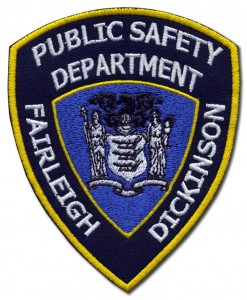 Patch for the Public Safety Department of Fairleigh