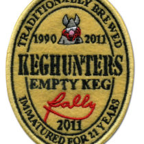 Patch for Keghunter's Empty Keg