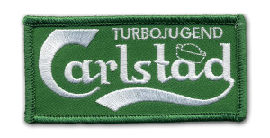 Turbojugend embroidered emblems