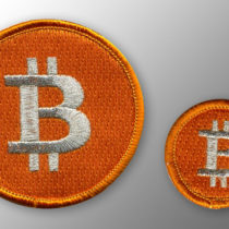 Bitcoin patches. Buy Now!