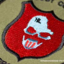 Body Count - Paitball team patches