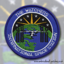 International Space Station – The Watchers