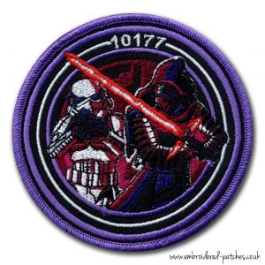Movie Patches Archives - Custom Embroidered Patches   Best