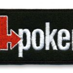 i4poker com - business logo embroidered