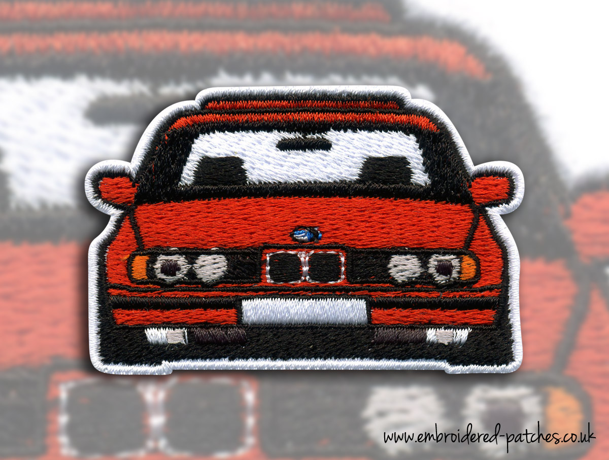 Custom Patch for fan of BMW 5 Series (E34)