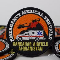 The Emergency Medical Services Afghanistan