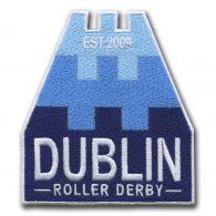 Dublin Roller Derby Logo Emblems