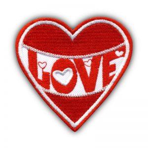 Heart - Valentine's Motive embroidery