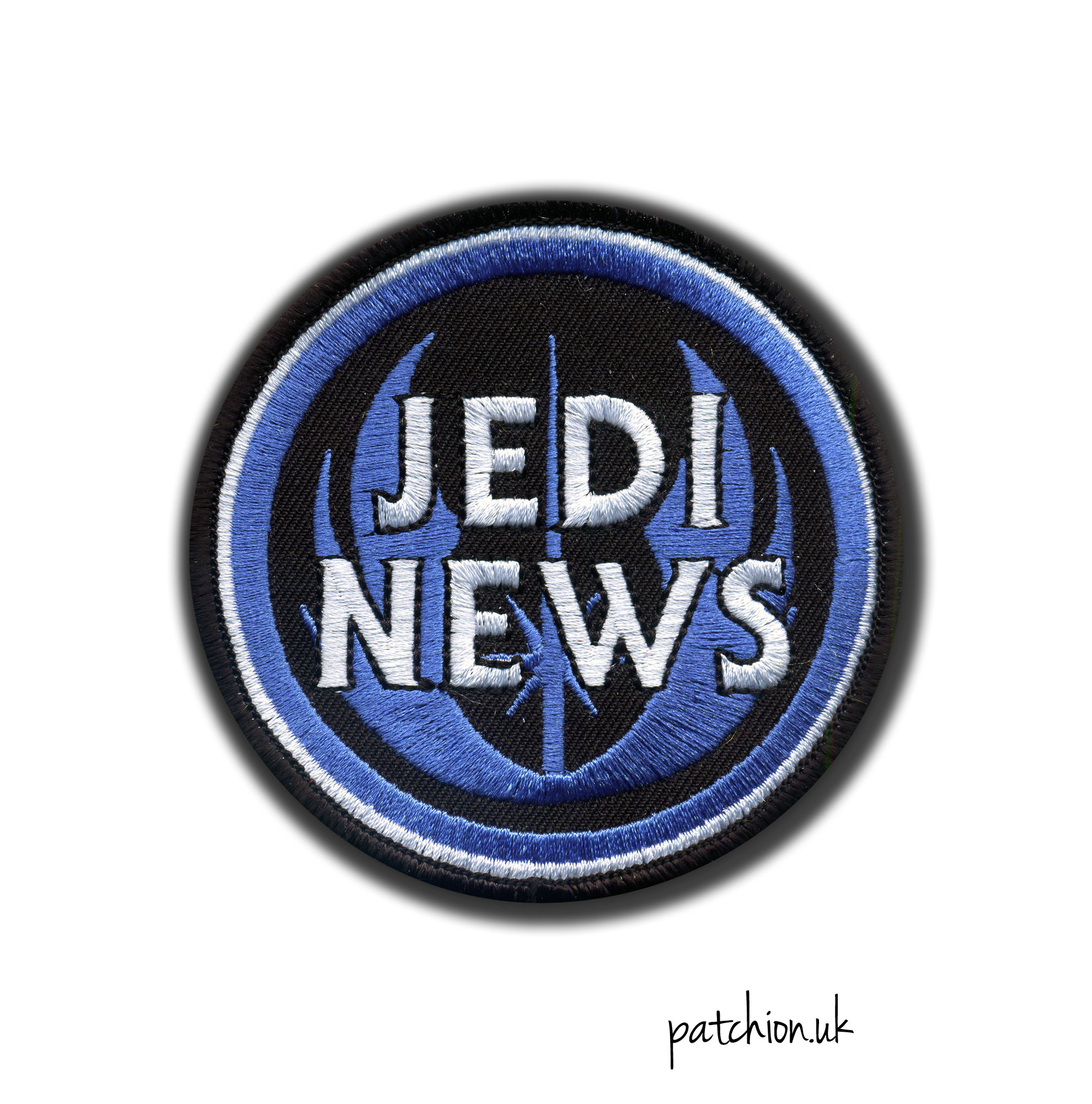 Custom Patches Jedi News - Custom Embroidered Patches   Best