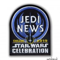 Custom Patches Jedi News
