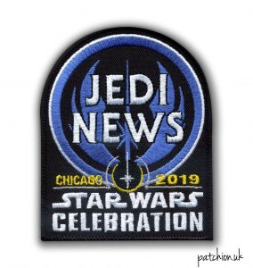 Custom Celebration Patch for Jedi News