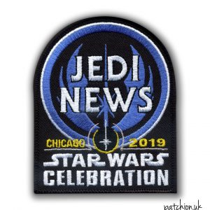 Custom Celebration Patch for Jedi News