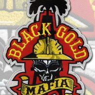 "Black Gold Mafia Patches ""Sons of Coal"""
