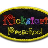 Preschool logo emblems