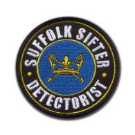 Emblem of Suffolk Sifter Detectorist